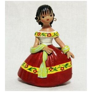 女の子の人形1<メキシコ製>