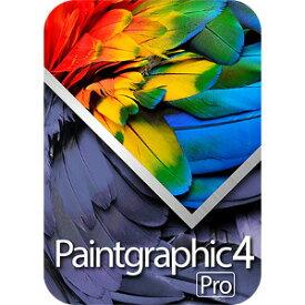 【キャッシュレス5%還元】【35分でお届け】Paintgraphic4 Pro ダウンロード版 【ソースネクスト】