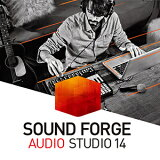 SOUNDFORGEAudioStudio14ダウンロード版【ソースネクスト】