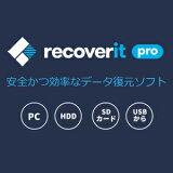 【Win版】RecoveritPro永久ラインセス