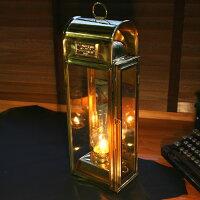 真鍮製ランプ|英国製E.Thomas&Williams