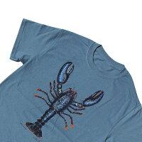 デザインTシャツ|ロブスターTシャツ|USA製|LibertyGraphics