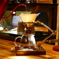 贅沢に優雅な時間真鍮製コーヒースタンドセット