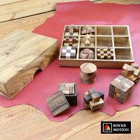 木製パズルで脳トレ|メッセージ名入れ刻印無料