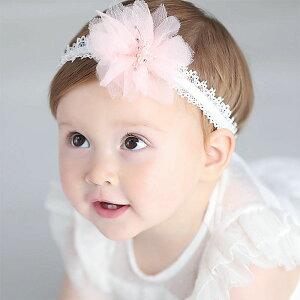 赤ちゃん ヘアバンド ベビー カチューシャ かわいい ベビーヘアバンド 髪飾り 新生児 キッズ こども 子供 出産祝い 女の子 ベビー服 ベビー用品