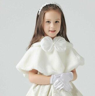供童装小孩使用的大衣披肩伴娘