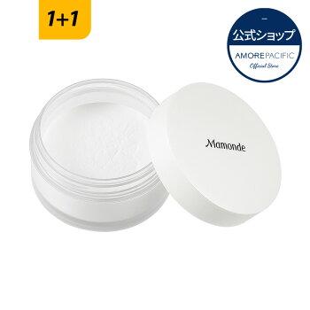 [Mamonde/マモンド]公式大容量★1+1★コットンヴェールパウダー15g×2個