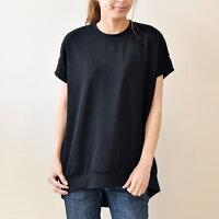 イリゼ(IRISE)Tシャツ風半袖ブラウス(ir068)