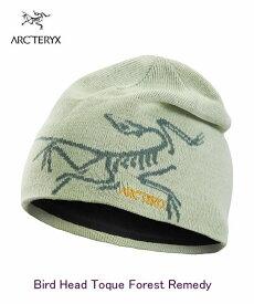 【お買物マラソン期間P5倍】アークテリクス ARC'TERYX Bird Head Toque Forest Remedy ビーニー ニット帽 国内正規品 L07690300