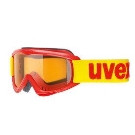 ゴーグル【UVEX】ウベックス snowfire チリレッド /ダブルレンズ/スキー/スノボ/スノーボード 子ども