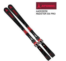 【楽天SuperSale期間P10倍最大34倍】アトミック 2021 ATOMIC REDSTER S9i PRO ARI BLAC + X12VAR レッドスター 金具付 20 21