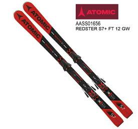 【楽天スーパーセール大特価】2019 ATOMIC REDSTER S7 + FT 12 GW 金具付 アトミック レッドスター レーサーから一般スキーヤーまで