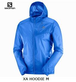 SALOMON サロモン XA HOODIE M Nautical Blue lc1109300 軽量 ストームジャケット
