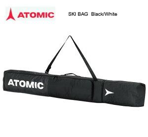 アトミック 2021 ATOMIC SKI BAG AL5045130 Black/White スキーバック スキーケース