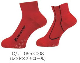 オンヨネ ONYONE 脚力・あしぢから ランニングソックスRunning socks/スポーツソックス/ドライ/蒸れない/疲労軽減/土踏まずサポート/着圧