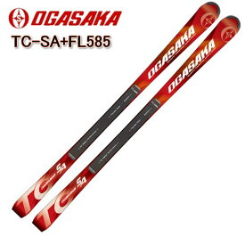 2018/2019 OGASAKA TC-SA + FL585 オガサカ スキー スキー板 プレートセット/送料無料