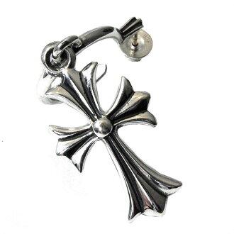 Chrome hearts ( CHROME HEARTS ) piercing tiny cross hoop