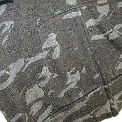 スウェットシャツ,パーカー,フードパーカーGRPMFWフードジップグレーカモ