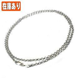 クロムハーツ(ChromeHearts)ネックレス・チェーン・ロールチェーン20インチ(約50cm)