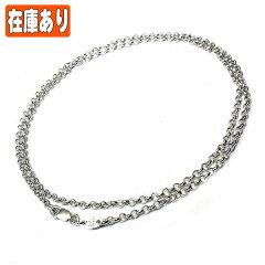 クロムハーツ(ChromeHearts)ネックレス・チェーン・ロールチェーン24インチ(約60cm)