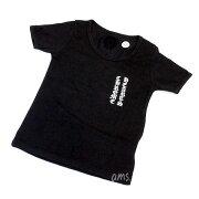 クロムハーツ(ChromeHearts)チャイルド・ショートスリーブ・Tシャツ・クロムハーツロゴ・プリント(子供服)(新生児)(赤ちゃん服)(半袖)