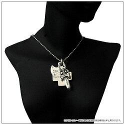 クロムハーツ(CHROMEHEARTS)3トリンケッツペンダント