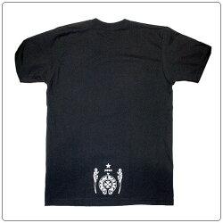 クロムハーツTシャツ(ChromeHearts)半袖・メンズ・ショートスリーブ・ポケットクルー・F16-1C・ブラック