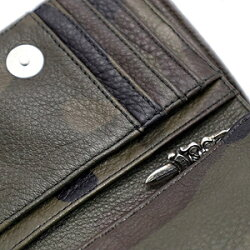 クロムハーツ財布(ChromeHearts)ジョーイ・タンクカモレザー・ウォレット