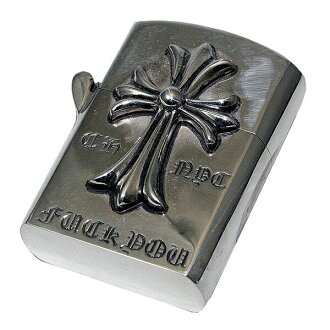 Chrome hearts ( CHROME HEARTS ) lighters Zippo ch cross NYC FUCK YOU