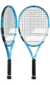 [100%グラファイト素材]バボラ(Babolat) 2018 ピュアドライブ ジュニア 25(240g) 140227 海外正規品【2018年2月登録 硬式テニスラケット】[次回使えるクーポンプレゼント]