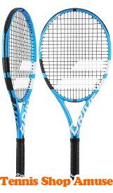 [100%グラファイト素材]バボラ(Babolat) 2018 ピュアドライブ ジュニア 26(250g) 140222 海外正規品(18y2m) 硬式テニスラケット[次回使えるクーポンプレゼント]