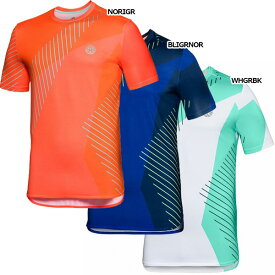 在庫処分特価】[海外サイズ]BIDI BADU(ビディバドゥ) 2018SP メンズ エリス テック ラウンドネック Tシャツ Eris Tech Round-Neck Tee(18y2mテニス)テニスウェア[次回使えるクーポンプレゼント]