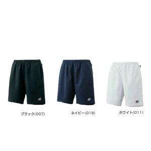 【子供用】ヨネックス(Yonex) ジュニア(ボーイズ)ハーフパンツ 1550J 【テニスウェア[次回使えるクーポンプレゼント]