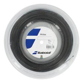 【激スピン】バボラ RPMブラスト(120/125/130/135) 200Mロール 硬式テニス ポリエステル ガット Babolat RPMBlast(200m roll strings)ポリガット [次回使えるクーポンプレゼント]