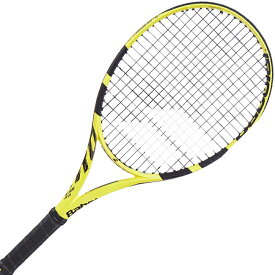 [グラファイト素材]バボラ(Babolat) 2019 ピュアアエロJr26(250g)(海外正規品) 140253-191 イエローブラック(18y10m)硬式ジュニアテニスラケット[次回使えるクーポンプレゼント]