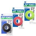【ドライ 3本入】ヨネックス ドライスーパーストロンググリップ AC140 グリップテープ (Yonex Dry Super Strong Grip)【2016年5月登録】[次回使えるクーポンプレゼント]