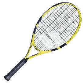 バボラ(Babolat) 2019 ナダルジュニア 25 (240g) イエローブラック 海外正規品 硬式テニスジュニアラケット 140249-191(19y2m)[次回使えるクーポンプレゼント]