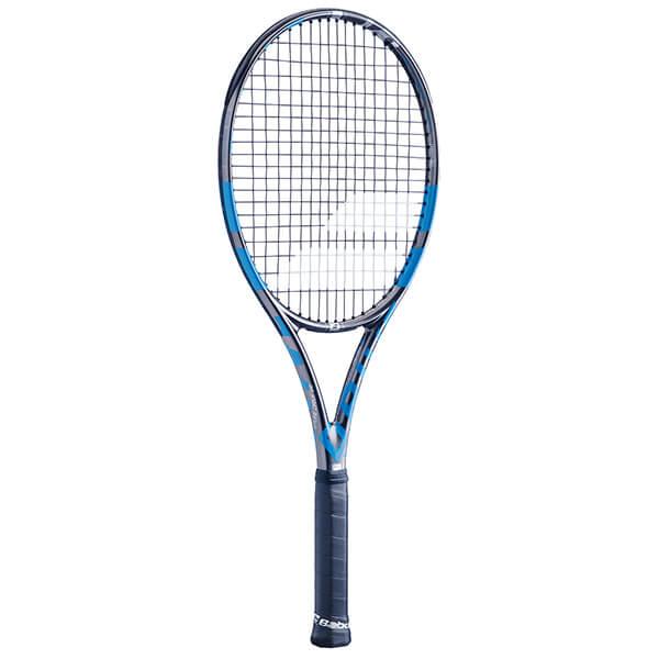 バボラ(Babolat) 2019 ピュア ドライブ VS (300g) 海外正規品 硬式テニスラケット 101328-319 クロームブルー(19y4m)[NC][次回使えるクーポンプレゼント]