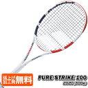 22日19時からハロウィンクーポン】バボラ(Babolat) 2020 ピュアストライク100(300g) Pure Strike100 海外正規品 硬式…