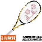 在庫処分特価】[大坂なおみ限定]ヨネックス(YONEX) EZONE98(305g) OSAKA LTD GOLD イーゾーン98 リミテッド 海外正規品 硬式テニスラケット EZ98LTDYX-016(19y7m)[AC][次回使えるクーポンプレゼント]