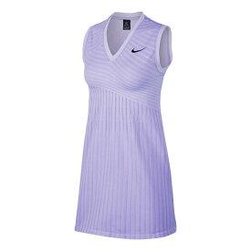 [マリア・シャラポワ][USサイズ]ナイキ(NIKE) 2019 FA レディース コート マリア ドレス AT5104-552パープルアゲート(19y8mテニス)[次回使えるクーポンプレゼント]