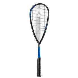 ヘッド(HEAD) グラフィン 360 スピード 120 (120g) 海外正規品 スカッシュラケット 211019-ブラック×ブルー(19y7m)[AC][次回使えるクーポンプレゼント]