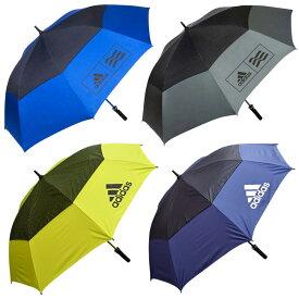 [ゴルフ]アディダス(adidas) ダブルキャノピー UV アンブレラ 604364(19y3m)パラソル かさ 日傘 [次回使えるクーポンプレゼント]