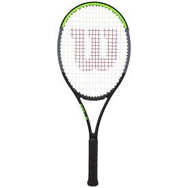 29日から1日まで96時間限定全品10%OFFクーポン】ウィルソン(Wilson) ブレード101L V7.0 (274g) 海外正規品 硬式テニスラケット WR022910-ブラック×グリーン×グレー(20y1m)[NC][次回使えるクーポンプレゼント]