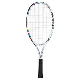 [ソフトテニス ジュニア用]ヨネックス(YONEX) 2020 エースゲート 59 (ACEGATE 59) 国内正規品 ソフトテニスラケット ACE59G-011 ホワイト(20y3m)[AC][次回使えるクーポンプレゼント]