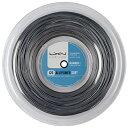 ルキシロン ビッグバンガー アルパワー ソフト(1.25mm) 200Mロール 硬式テニス ポリエステル ガット(Luxilon ALU Power Soft 200m String Reel)WRZ