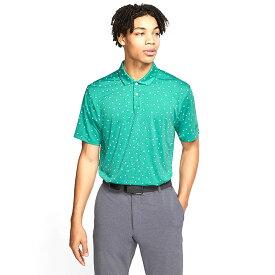 [USサイズ]ナイキ(NIKE) 2020 メンズ DRI-FIT ヴェイパー プリントポロシャツ CI9784-370 ネプチューングリーン(20y6mゴルフ)[次回使えるクーポンプレゼント]