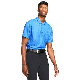 [タイガーウッズ][USサイズ]ナイキ(NIKE) 2020 メンズ DRI-FIT TW カモフラ柄ポロシャツ CT3801-402 パシフィックブルー(20y6mゴルフ)[次回使えるクーポンプレゼント]