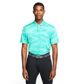 [USサイズ]ナイキ(NIKE) 2020 メンズ DRI-FIT ヴェイパー カモフラ柄ポロシャツ BV0478-370 ネプチューングリーン×キネティクスグリーン(20y6mゴルフ)[次回使えるクーポンプレゼント]