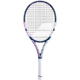 [100%グラファイト素材]バボラ(Babolat) ピュアドライブ Jr 26(250g) 2021 海外正規品 硬式テニスジュニアラケット 140424/140437-348 bluepink(20y10m)[NC][次回使えるクーポンプレゼント]